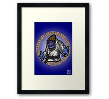 Mandrill To Win Framed Print