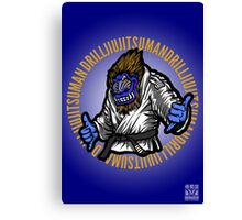 Mandrill To Win Canvas Print