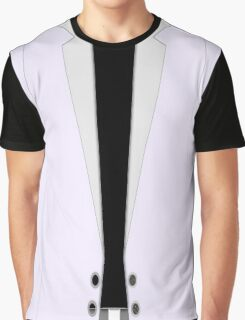 Formal Jacket Graphic T-Shirt
