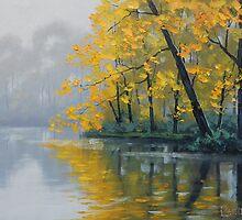 Golden Reflections by Graham Gercken