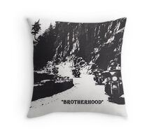 Brotherhood Throw Pillow