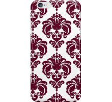 Keen Calm Lively Seemly iPhone Case/Skin