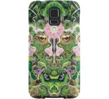 Forest Lotus Samsung Galaxy Case/Skin