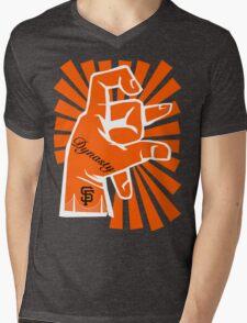 SF Mens V-Neck T-Shirt