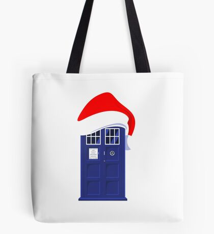 Santa Who Tote Bag