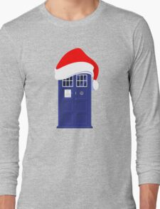 Santa Who Long Sleeve T-Shirt