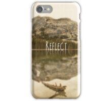 Reflect:Tenaya Lake iPhone Case/Skin