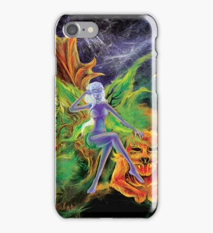 Midsummer night dream iPhone Case/Skin