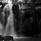 Phantom Falls, Lorne, Victoria, Australia by Derek Kan