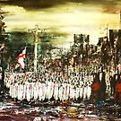 Crusade - Assembly at Dawn by Kaye Miller-Dewing
