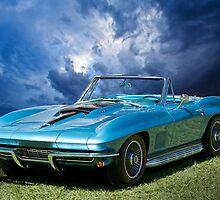 1967 Chevrolet Corvette 427 by DaveKoontz