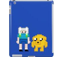 Finn & Jake Pixel iPad Case/Skin