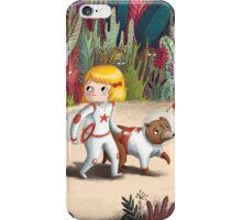 Astronaut astray iPhone Case/Skin