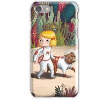Astronaut astray iPhone Case/Skin