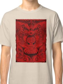 Red Meltdown Classic T-Shirt