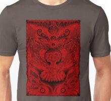 Red Meltdown Unisex T-Shirt