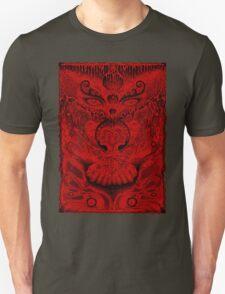 Red Meltdown T-Shirt