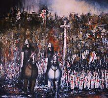 La Reconquista by Kaye Miller-Dewing