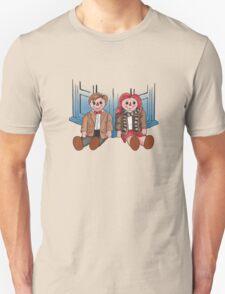 Raggedy Man and Amy Unisex T-Shirt