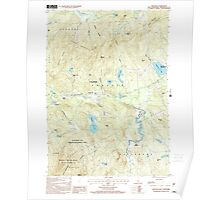 USGS TOPO Map New Hampshire NH Andover 329466 1998 24000 Poster