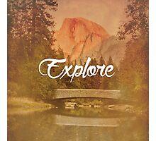 Explore: Half Dome Photographic Print