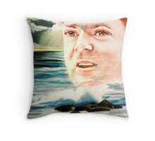 Spirit Ocean Throw Pillow