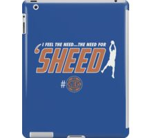 Need for Sheed! iPad Case/Skin