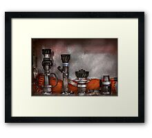 Firefighting - One for everyone Framed Print