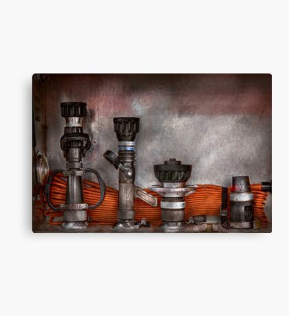 Firefighting - One for everyone Canvas Print
