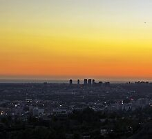 Los Angeles Sunset by dangrieb
