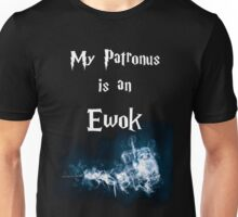 My Patronus is an Ewok (New Black Version) Unisex T-Shirt