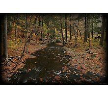 Washing Colors Photographic Print