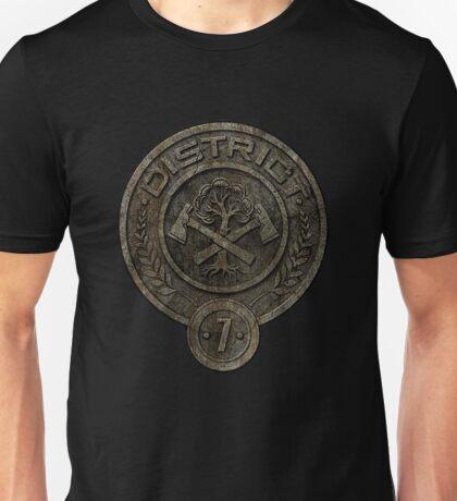 District 7 Unisex T-Shirt