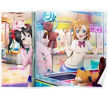 Love Live! School Idol Project - Arcade Poster