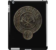 District 7 iPad Case/Skin