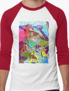 Fuego Men's Baseball ¾ T-Shirt