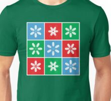 Holiday Snowflake Lanterns  Unisex T-Shirt