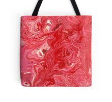 Abstract - My ice cream melted Tote Bag