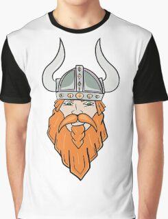 Vector Viking  Graphic T-Shirt