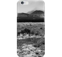 San Francisco Mountains iPhone Case/Skin