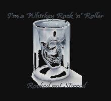 """Whisky Rock 'n"""" Roller Kids Tee"""