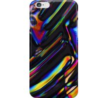 Zinc sulfate crystals under the microscope. iPhone Case/Skin