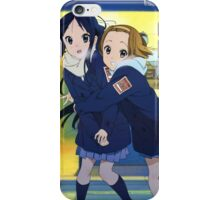 K-On! - Mio and Ritsu - Winter / Christmas iPhone Case/Skin