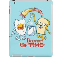 Breakfast Time iPad Case/Skin
