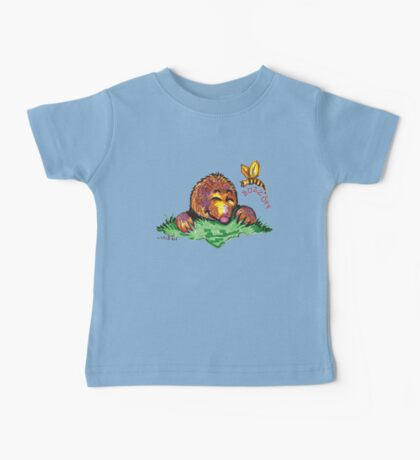 Buzz off shirt (Drawn) Baby Tee