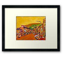 Bantry, Cork Framed Print