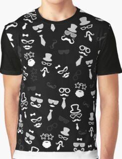 Hipster seamless Graphic T-Shirt