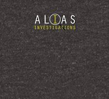 JESSICA JONES - ALIAS INVESTIGATIONS - WHITE FONT COLOR Unisex T-Shirt