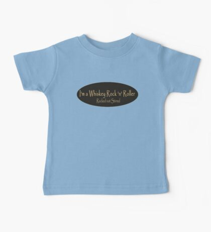 Rocked not Stirred Baby Tee