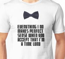 I'm a Time Lord Unisex T-Shirt